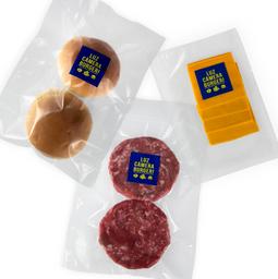 Kit Burger 160g