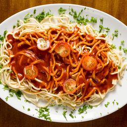 Spaghetti Bolonhesa