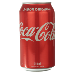 Coca Cola - Lata