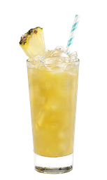 Suco de Fruta de Abacaxi