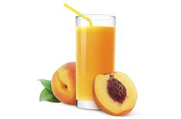 Suco de Fruta de Pêssego