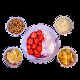 Açaí com Iogurte Grego Natural Grande
