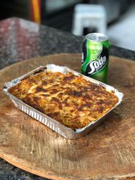 Espaguete de 1Kg + Refrigerante - 350ml