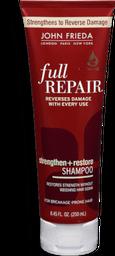 Shampoo John Frieda Full Repair Strengthen+Restore 250mL