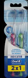 Escova Dental Oral B Indicator N°30 2 U