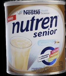 Nutren Senior Pó Baunilha 370 g.