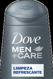 Shampoo Dove Limpeza Refrescante Para Homens 400 mL