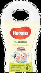 Shampoo Infantil Huggies Turma da Mônica Chá de Camomila 200 mL