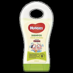 Shampoo Infantil HUGGIES Chá de Camomila - 200ml