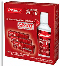 CREME DENT LUMINOUS WHITE 70G L3 GR ENX