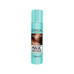 Spray Retoque de Raiz Instantâneo Magic Retouch Castanho Claro