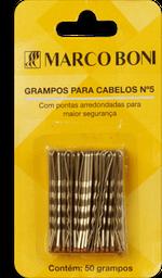 Grampo Marcoboni Ouro C/50 N5 R1341