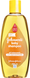 Shampoo Johnson & Johnson Baby 200 ml
