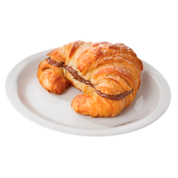 Croissant Francês Doce Avelã
