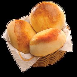 Pão de Batata Recheado com Requeijão