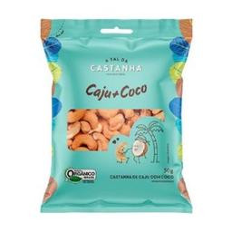 a Tal Da Castanha Castanha de Caju Orgânico Coco