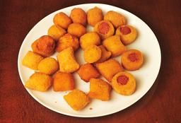 Salgados Sortidos Fritos - 50 Unidades