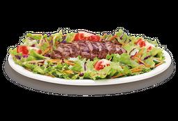 Salada Com Filé Mignon