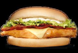 X-filé De Frango c/ Bacon--Refri+Fritas