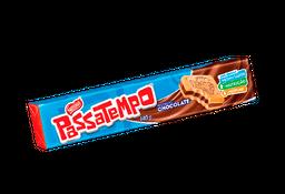 Biscoito Recheado de Chocolate - Passatempo
