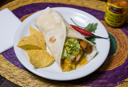Burrito Guadalupe