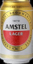 Amstel Lata - 350 ml
