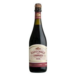 Lambrusco Cavicchioli Tinto Suave - 750 ml