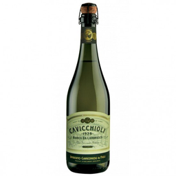 Lambrusco Cavicchioli Branco Suave - 750 ml