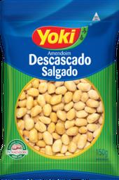 Amendoim Descascado E Salgado - 150g
