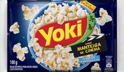 Pipoca Yoki Manteiga Cinema - 100 g