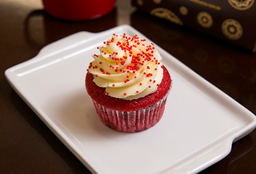 Cupcake Red Velvet com Cream Cheese