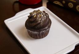 Cupcake Chocolate com Doce de Leite