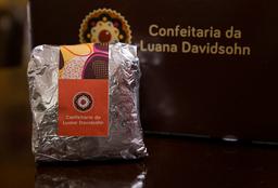 Bolo Gelado de Leite Ninho com Nutella