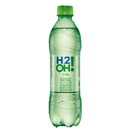 H2OH Limão - 500ml