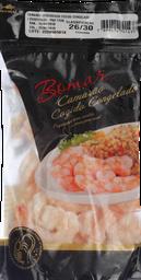 Camarão Bomar Cinza Cozido 400 g