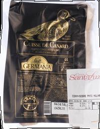 Coxa+Sobrecoxa Pato Mulard V.Germania