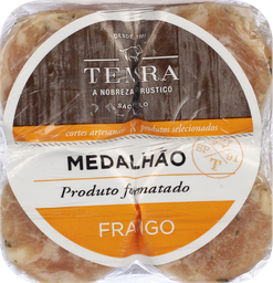 Medalhão de Frango Temra