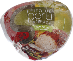 Peito Peru Temp.Sadia Ppptr-Peca