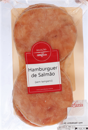 Salmão Hamburguer Damm