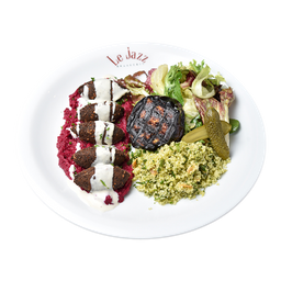 L' Assiette Falafel du Marais