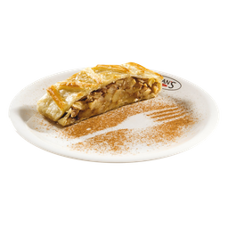 Strudel de Maçã Light e Diet