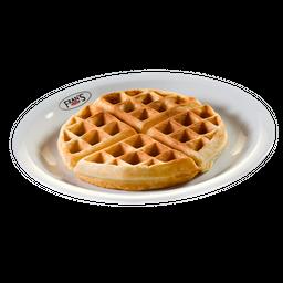 Waffle com Manteiga