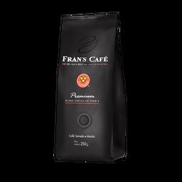 Café Premium Blend Exclusivo Fran's