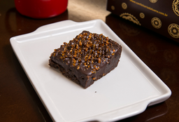 Brownie Crocante