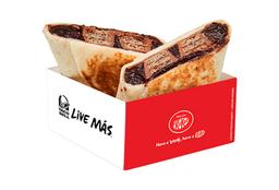 Mini Burrito de Kitkat