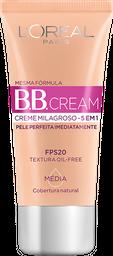 BB Cream L'Oréal Paris Dermo Expertise Base Média 30ml