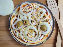 Pizza Broto Toscana