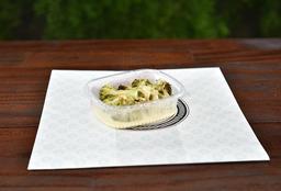 Brócolis Gratinado com Parmesão