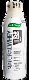 Iogurte 28 g Whey Verde Campo Cookies 500 g