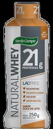 Iogurte Whey Verde Campo Doce de Leite 250 g